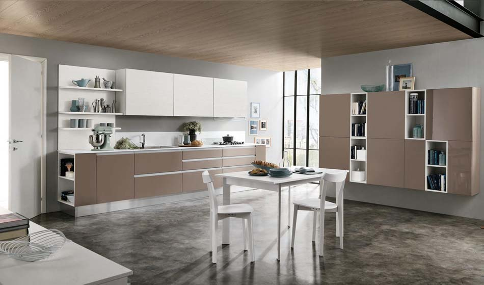 Cucine Artec Moderne Linea – Bruni Arredamenti – 122