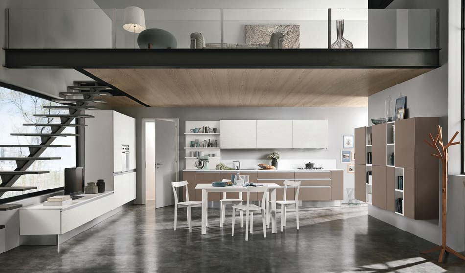 Cucine Artec Moderne Linea – Bruni Arredamenti – 123
