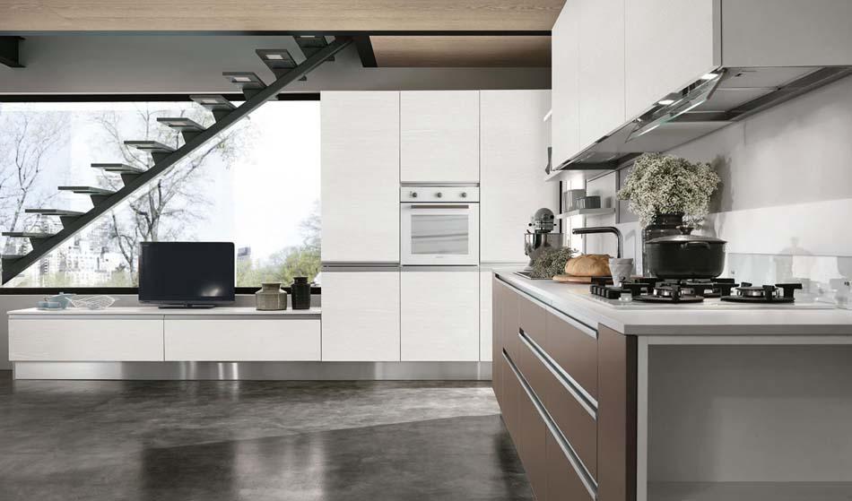 Cucine Artec Moderne Linea – Bruni Arredamenti – 124