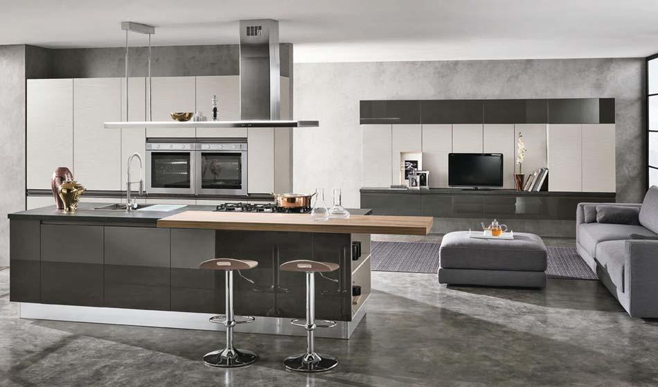 Cucine Artec Moderne Linea – Bruni Arredamenti – 127