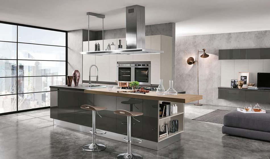 Cucine Artec Moderne Linea – Bruni Arredamenti – 128
