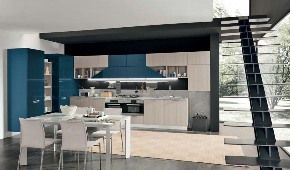 Cucine Artec Moderne Lungomare – Bruni Arredamenti – 119