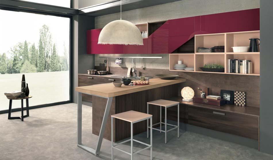 Cucine Artec Moderne Lungomare – Bruni Arredamenti – 128