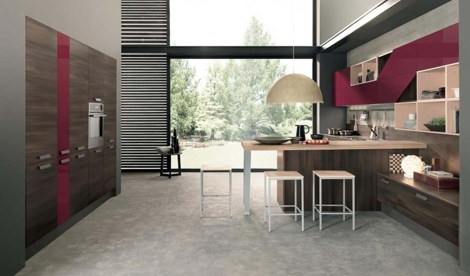 Cucine Artec Moderne Lungomare – Bruni Arredamenti – 129