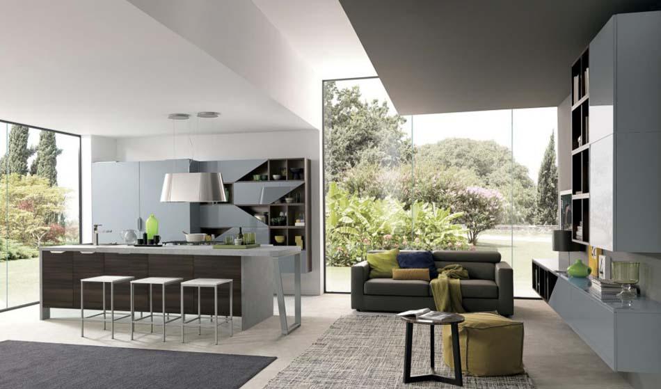 Cucine Artec Moderne Lungomare – Bruni Arredamenti – 165