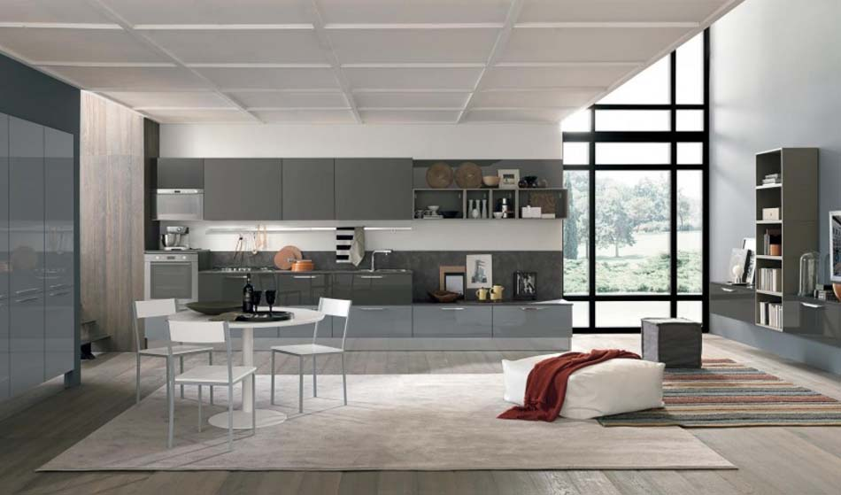 Cucine Artec Moderne Lungomare – Bruni Arredamenti – 175