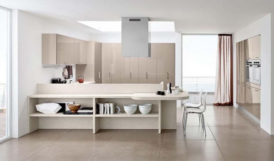 Cucine Artec Moderne Paragon Glam – Bruni Arredamenti – 110