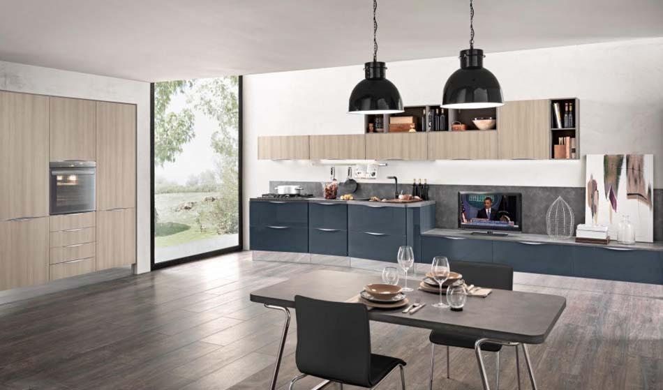 Cucine Artec Moderne Paragon Glam – Bruni Arredamenti – 119