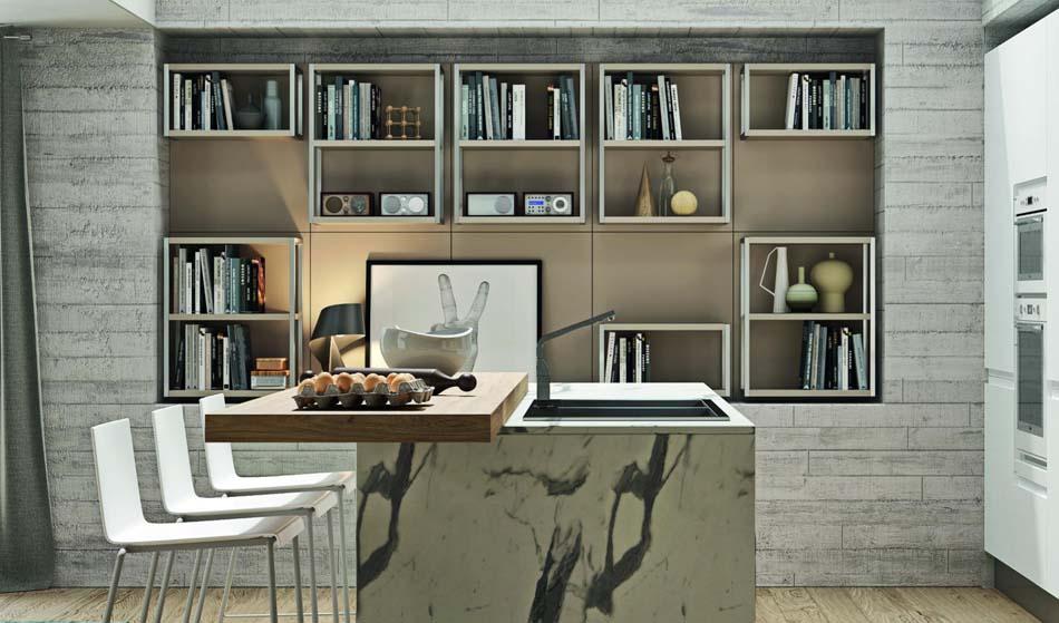 Cucine Artec Moderne Pura – Bruni Arredamenti – 101