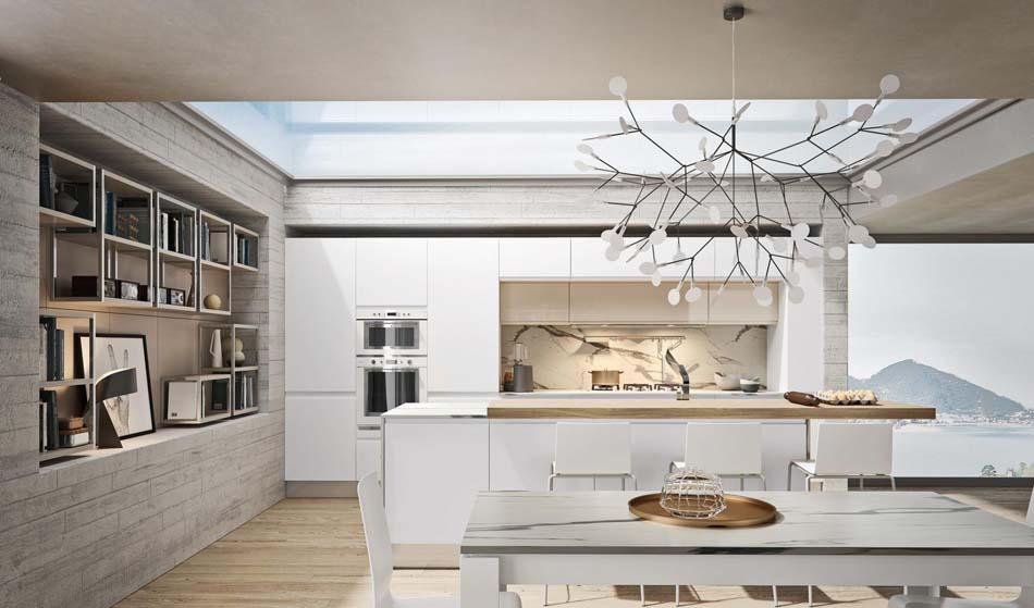 Cucine Artec Moderne Pura – Bruni Arredamenti – 102