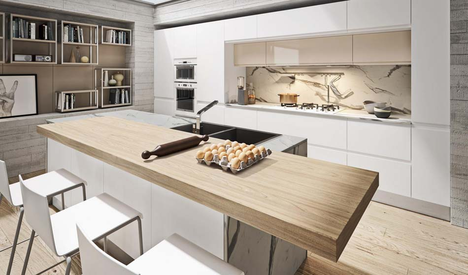Cucine Artec Moderne Pura – Bruni Arredamenti – 106