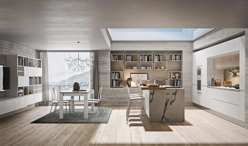Cucine Artec Moderne Pura – Bruni Arredamenti – 107