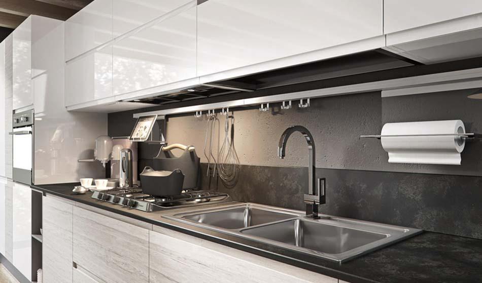 Cucine Artec Moderne Pura – Bruni Arredamenti – 112