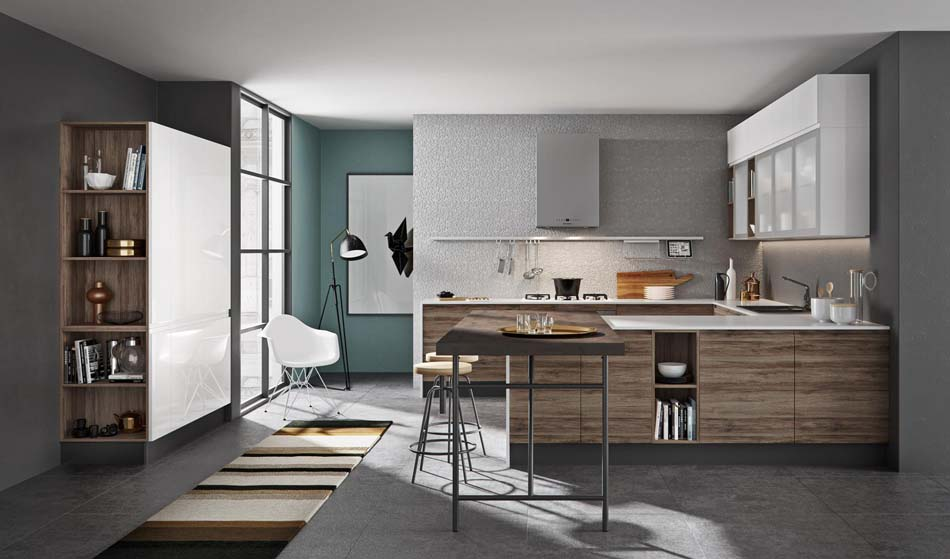 Cucine Artec Moderne Pura – Bruni Arredamenti – 115
