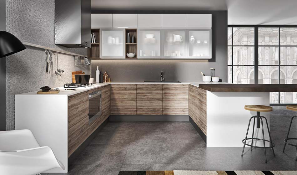 Cucine Artec Moderne Pura – Bruni Arredamenti – 116