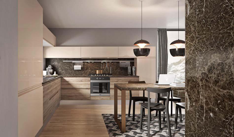Cucine Artec Moderne Pura – Bruni Arredamenti – 122