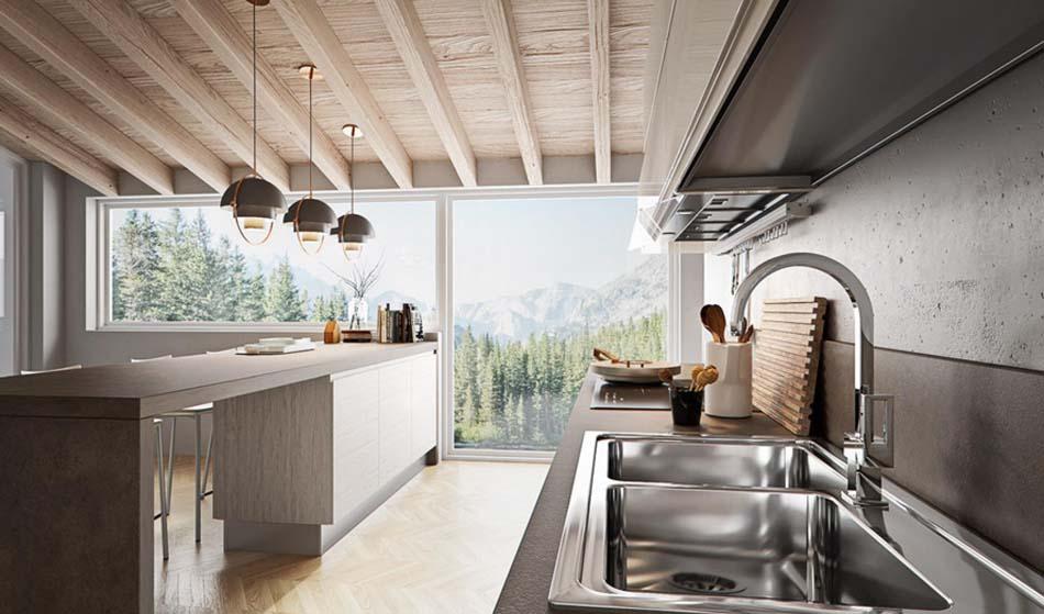 Cucine Artec Moderne Pura – Bruni Arredamenti – 129