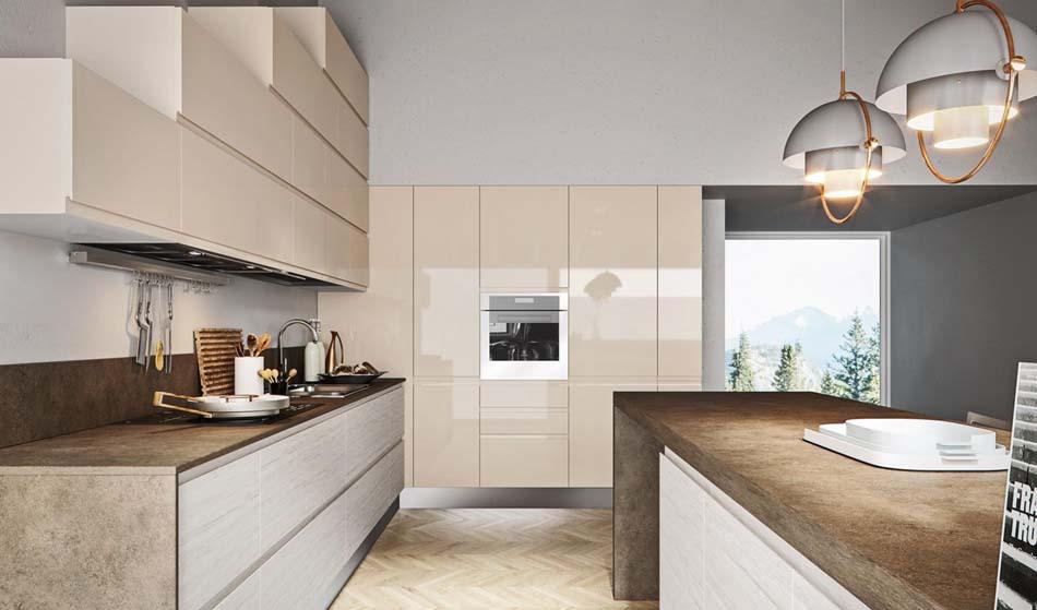 Cucine Artec Moderne Pura – Bruni Arredamenti – 130