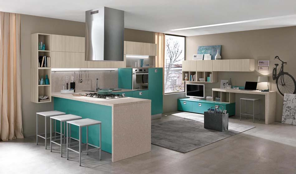 Cucine Artec Moderne Quadra – Bruni Arredamenti – 101
