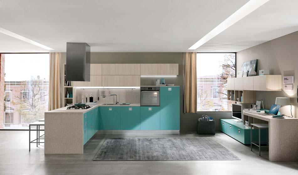 Cucine Artec Moderne Quadra – Bruni Arredamenti – 103