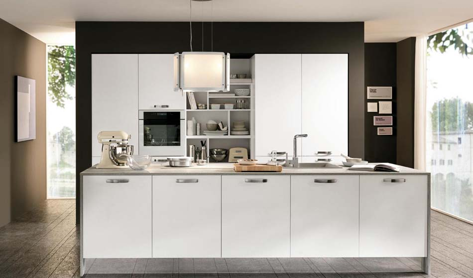 Cucine Artec Moderne Quadra – Bruni Arredamenti – 112