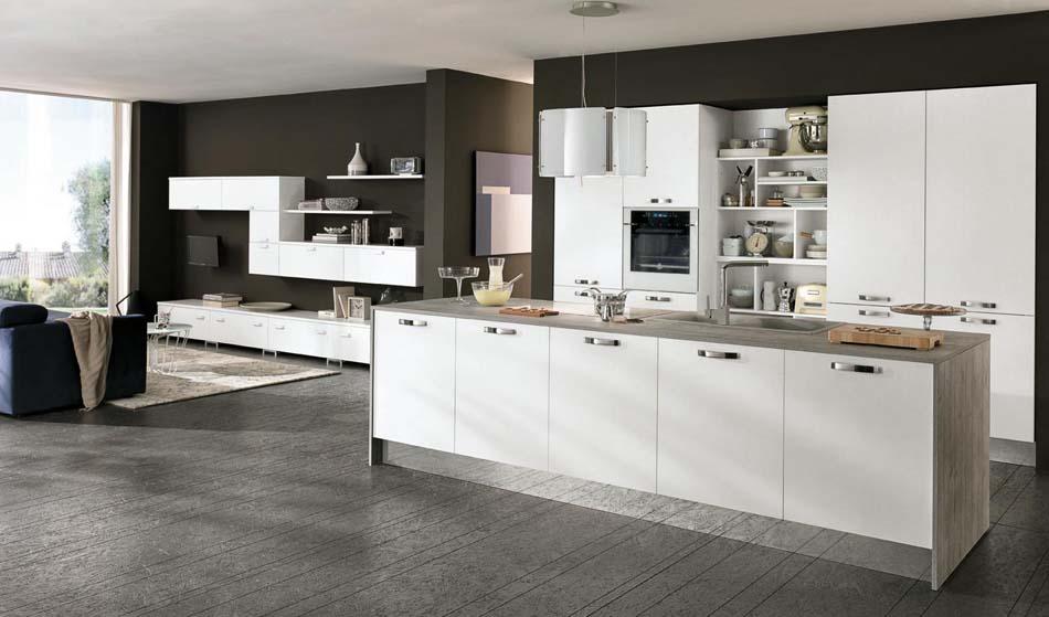 Cucine Artec Moderne Quadra – Bruni Arredamenti – 113