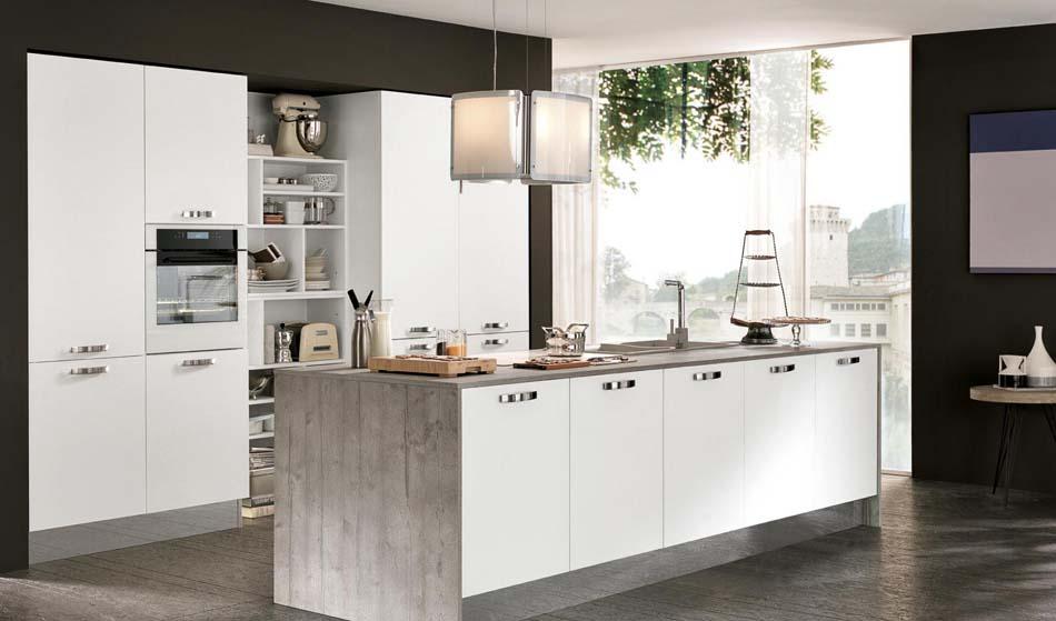Cucine Artec Moderne Quadra – Bruni Arredamenti – 114