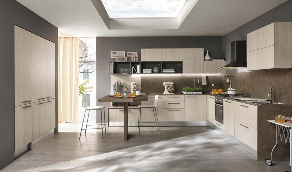 Cucine Artec Moderne Quadra – Bruni Arredamenti – 117