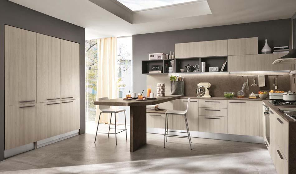 Cucine Artec Moderne Quadra – Bruni Arredamenti – 118