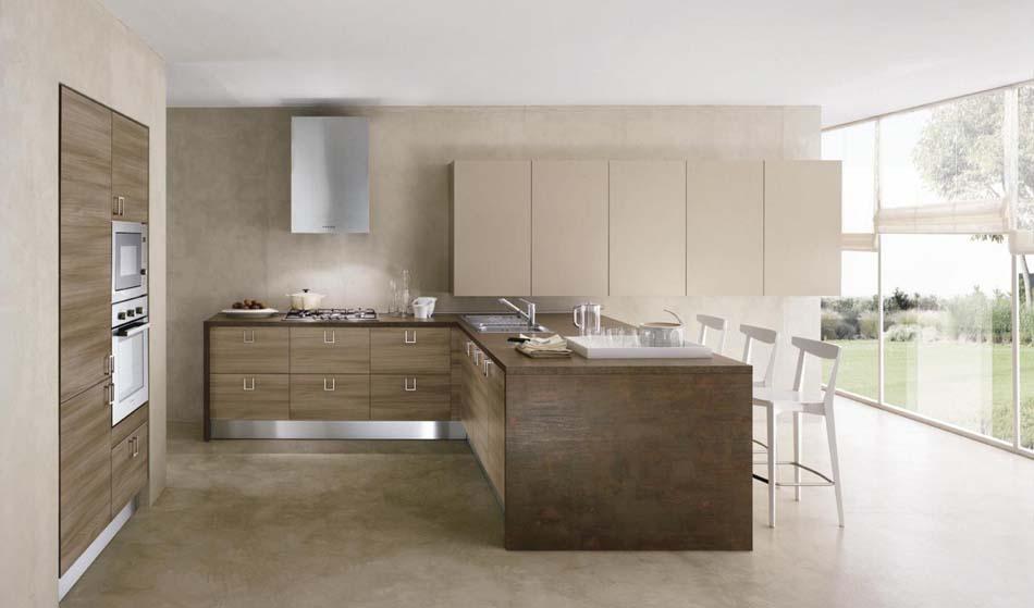 Cucine Artec Moderne Quadra – Bruni Arredamenti – 124
