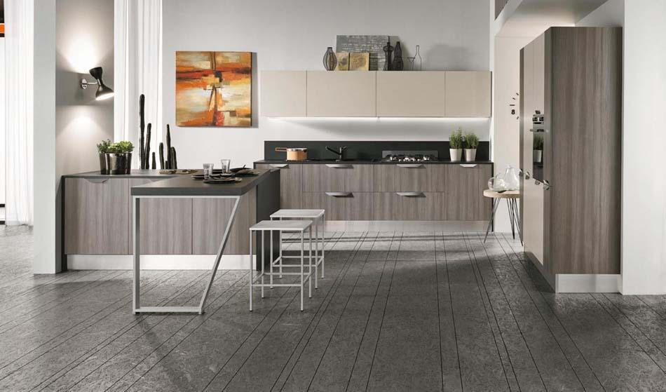 Cucine Artec Moderne Quadra – Bruni Arredamenti – 135