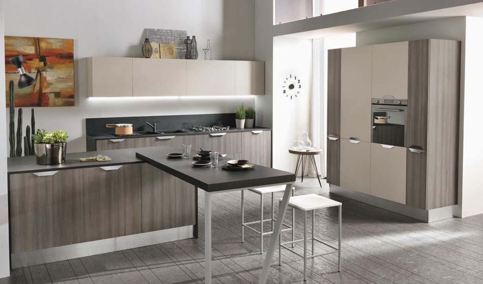 Cucine Artec Moderne Quadra – Bruni Arredamenti – 136
