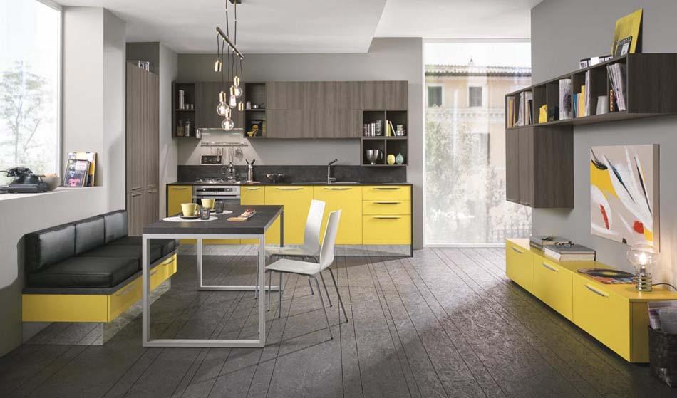 Cucine Artec Moderne Quadra – Bruni Arredamenti – 139