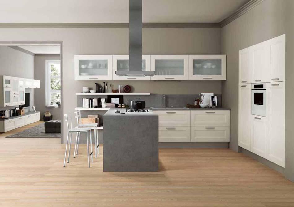 Cucine Febal Moderne Cream – Bruni Arredamenti – 103