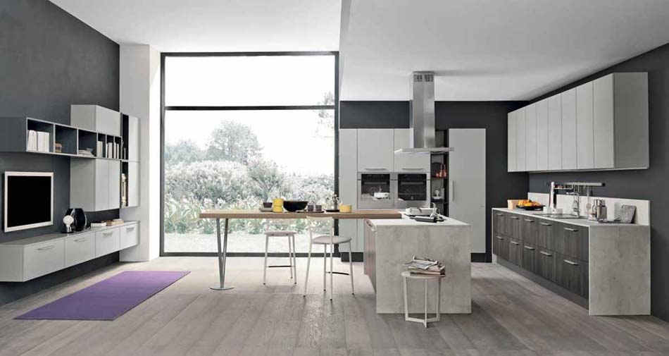 Cucine Febal Moderne Ice – Bruni Arredamenti – 101