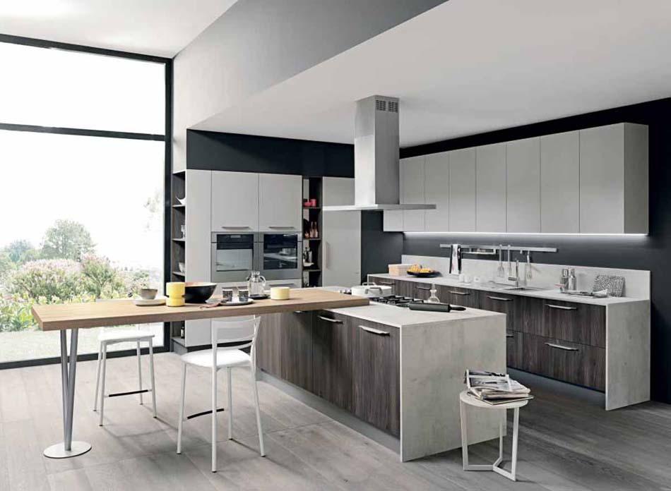 Cucine Febal Moderne Ice – Bruni Arredamenti – 103