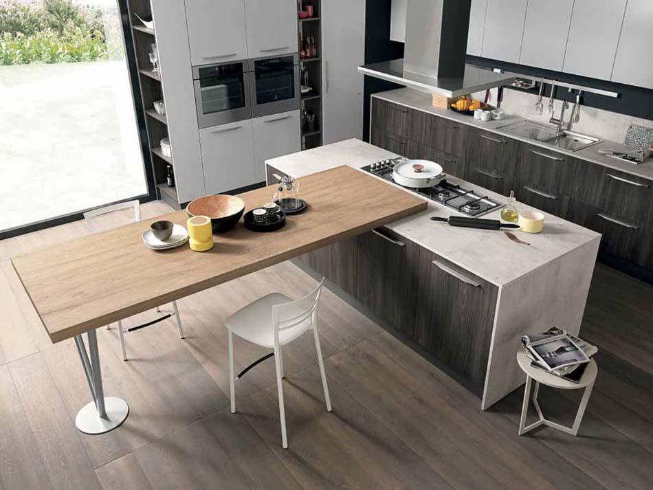 Cucine Febal Moderne Ice – Bruni Arredamenti – 105