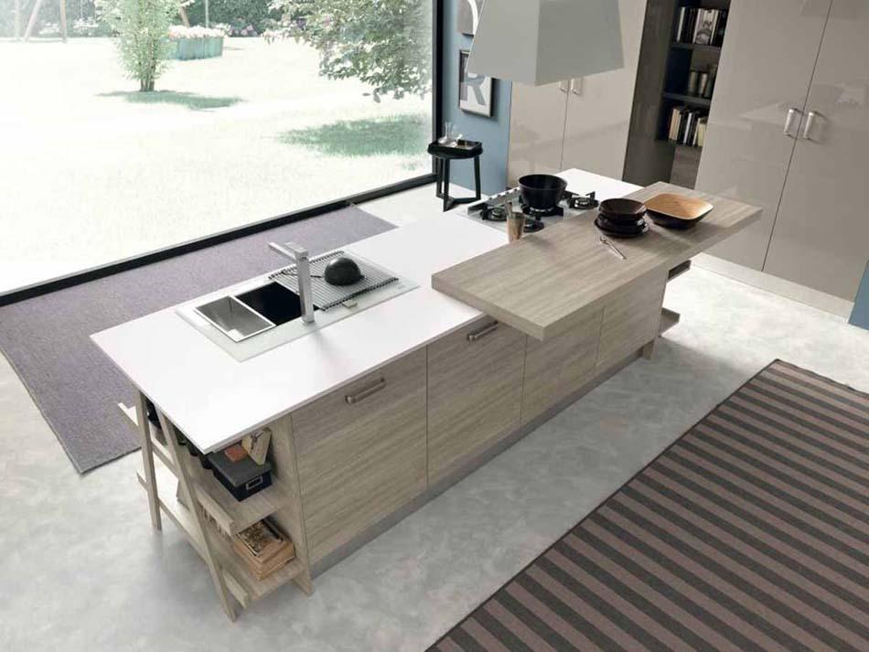 Cucine Febal Moderne Ice – Bruni Arredamenti – 107