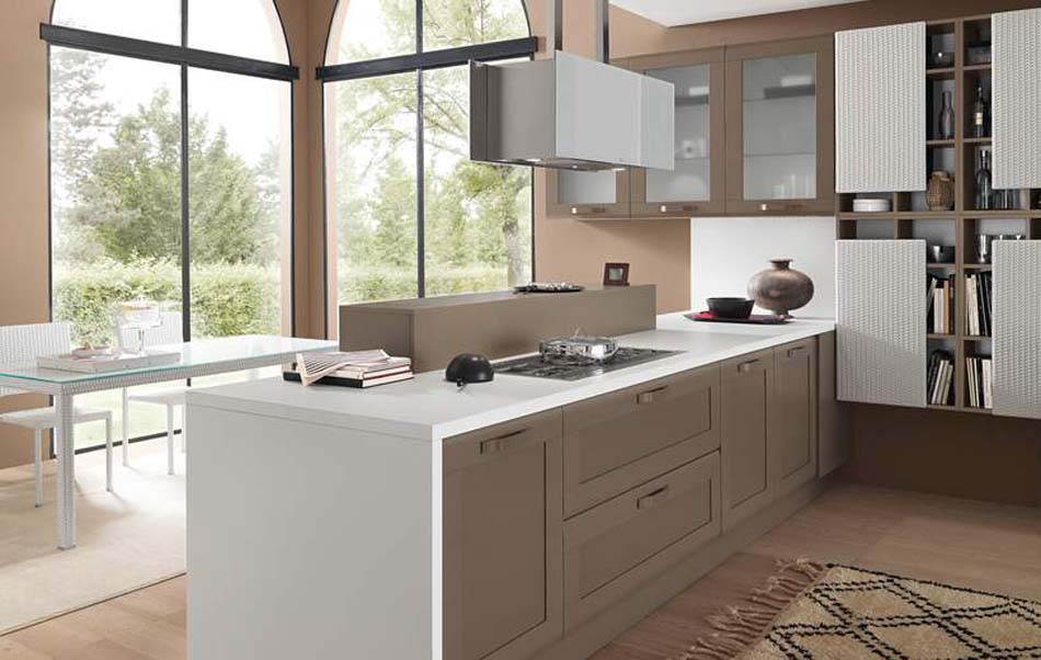 Cucine Febal il made in Italy moderne e classiche - Bruni ...