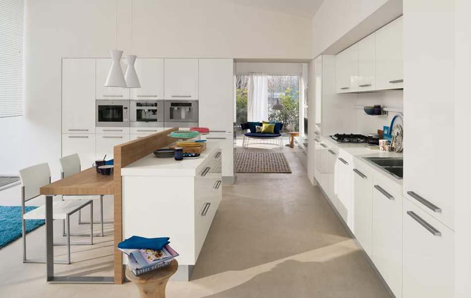 Cucine Febal Moderne Marina Chic - Bruni Arredamenti - 132 ...