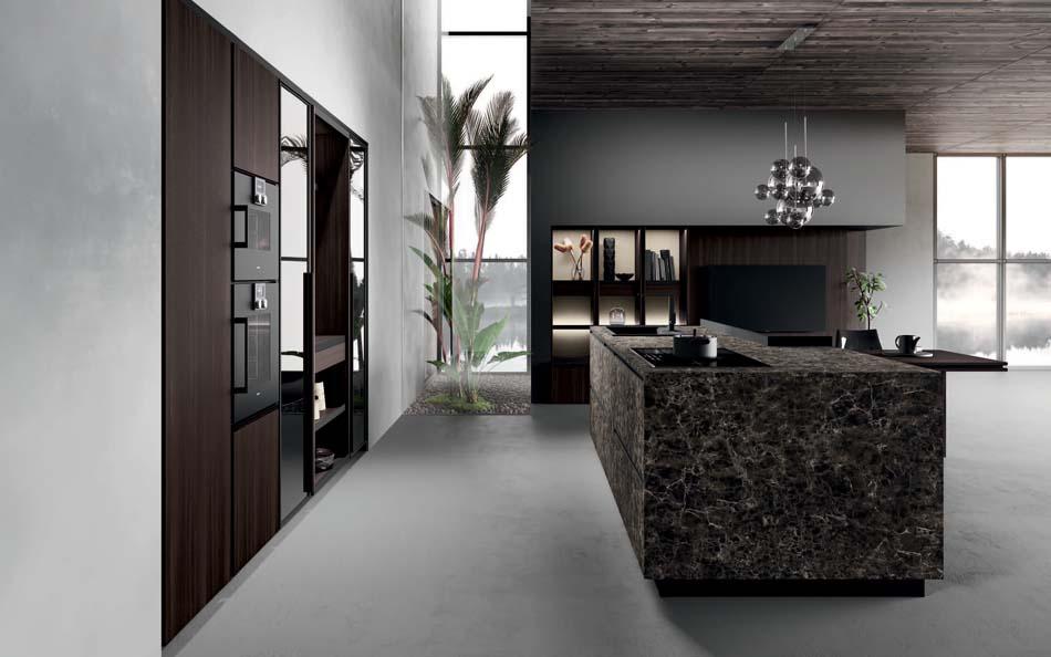 Cucine Miton linee moderne e innovative - Bruni Arredamenti