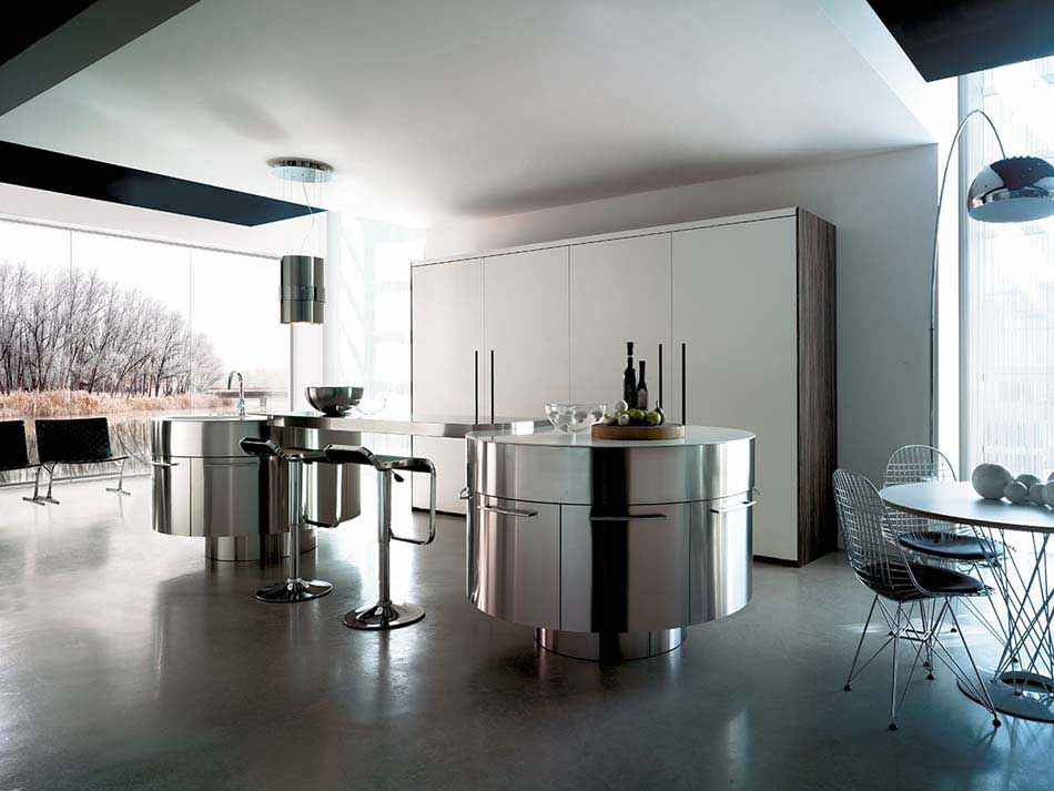 Cucine Miton Moderne Rondo – Bruni Arredamenti – 104