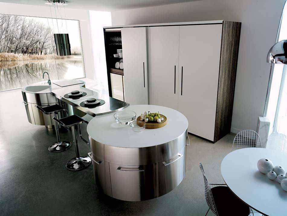 Cucine Miton Moderne Rondo – Bruni Arredamenti – 105
