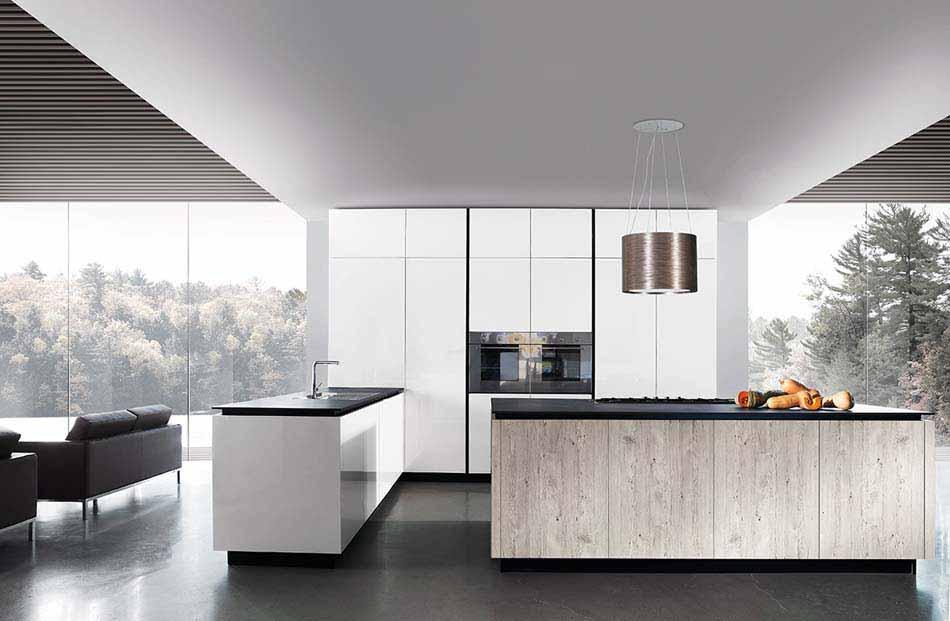 Cucine Miton Moderne Sincro Glossy – Bruni Arredamenti – 101