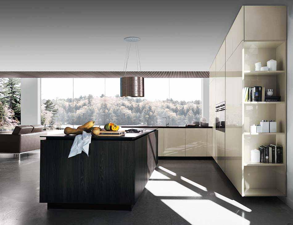 Cucine Miton Moderne Sincro Glossy – Bruni Arredamenti – 102