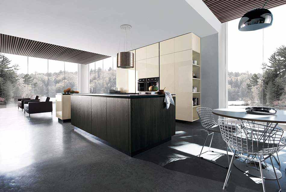 Cucine Miton Moderne Sincro Glossy – Bruni Arredamenti – 103