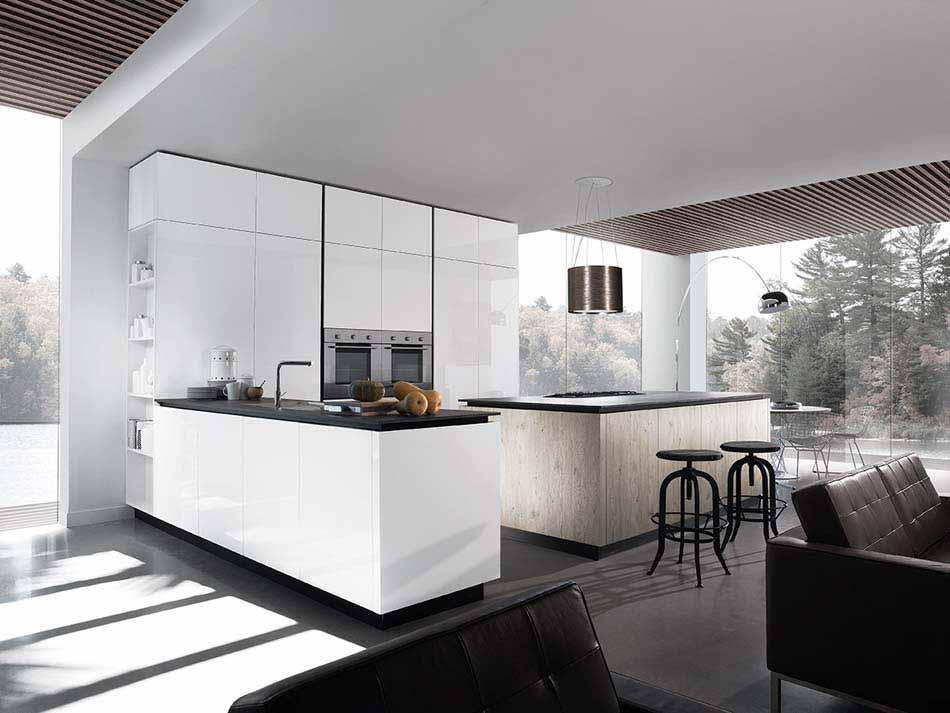 Cucine Miton Moderne Sincro Glossy – Bruni Arredamenti – 105