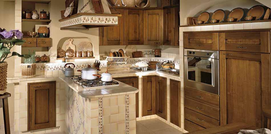 Cucine artigianali moderne e classiche su misura - Bruni ...