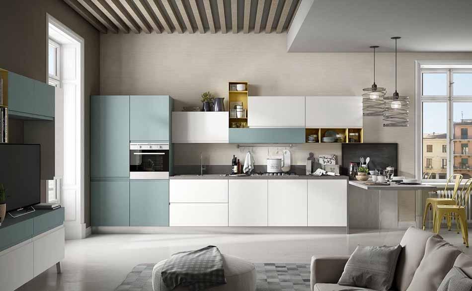 Cucine artigiali su misura 20 – Linea Arianna – Firenze Arredament