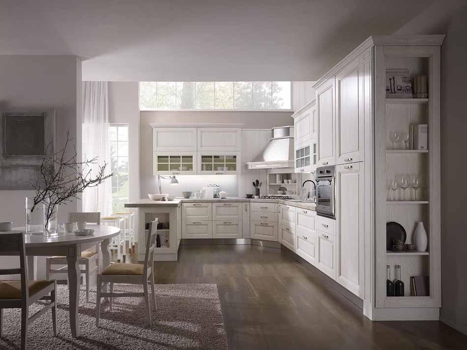 Cucine artigiali su misura 23 – Linea Sofia – Bruni Arredamenti